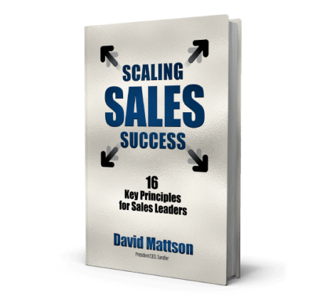 Scaling Sales Success
